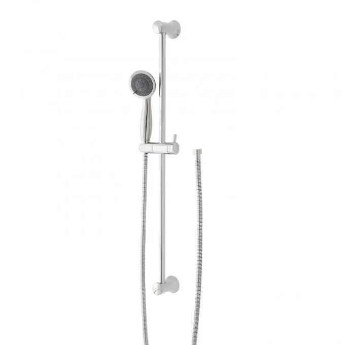 Classic Multifunction Hand Shower and Slide Bar - Chrome