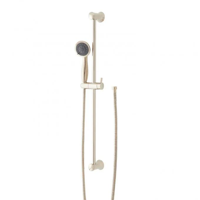 Classic Multifunction Hand Shower and Slide Bar - Polished Nickel