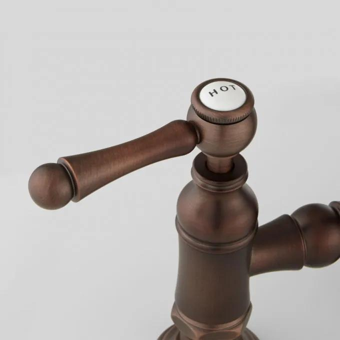 Oil Rubbed Bronze - Detail