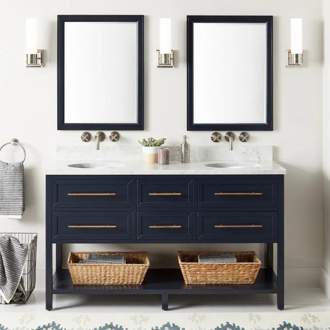 Wall Mount with optional Mirrors