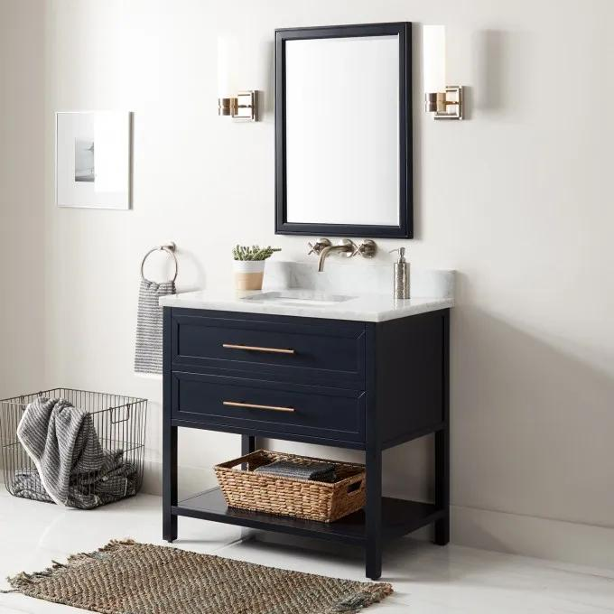 Wall-mount with optional Mirror