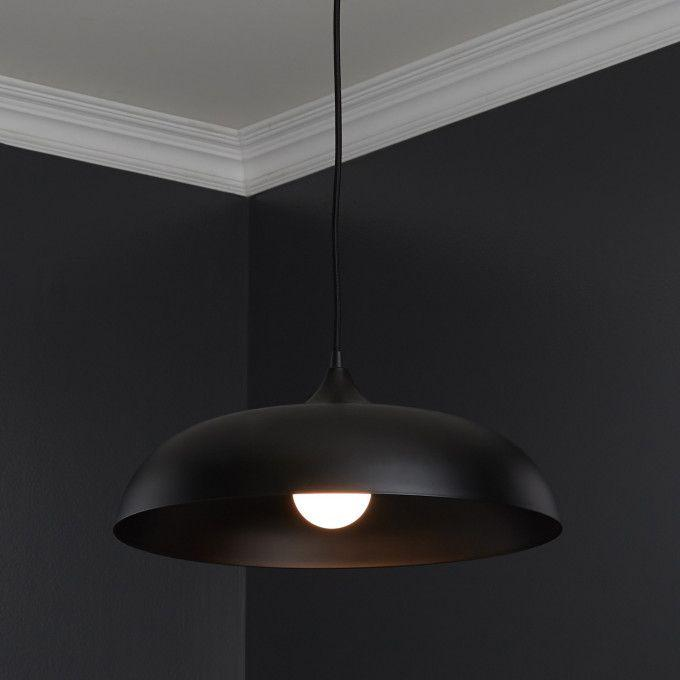 Blackthorne 1-Light Pendant - Matte Black