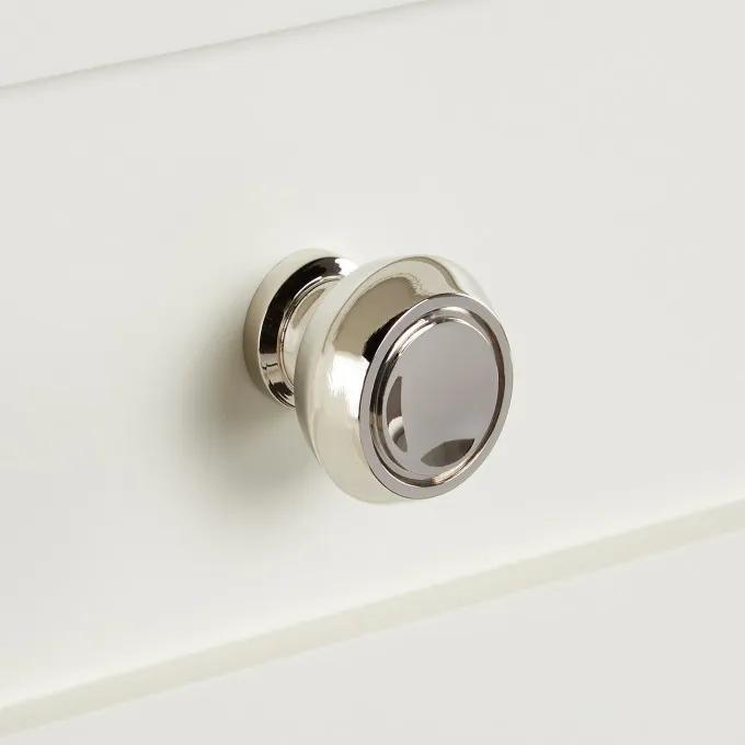Polished Nickel Detail