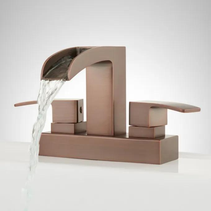 Water Running - Oil Rubbed Bronze