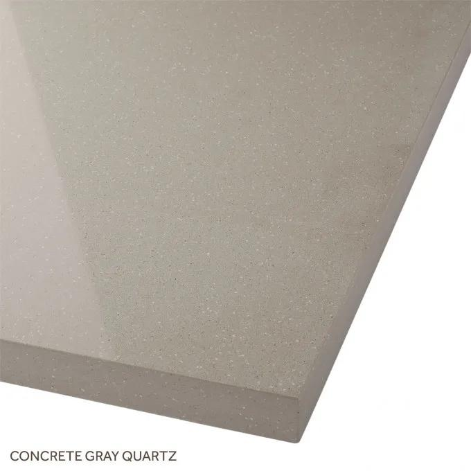 Concrete Gray Quartz