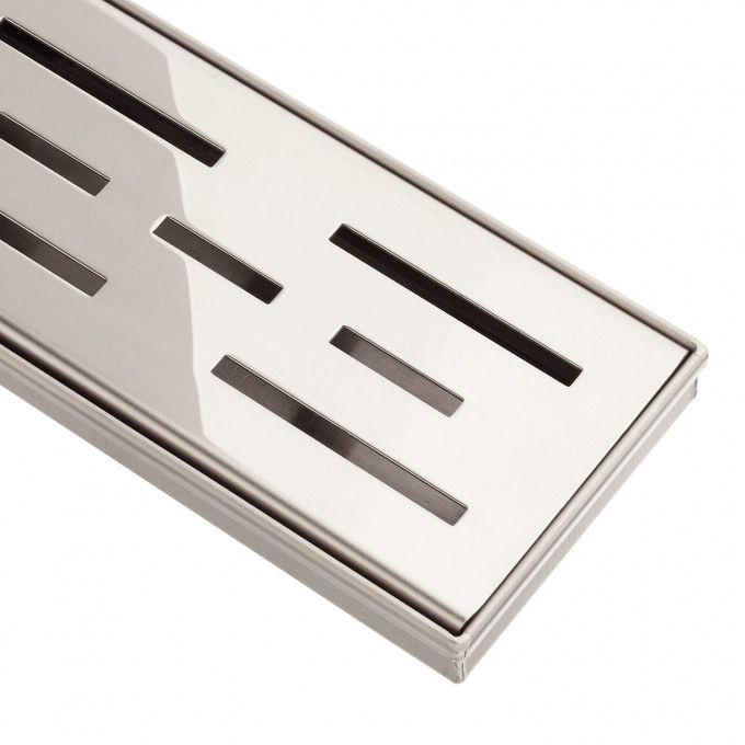 Polished Stainless Steel - Detail