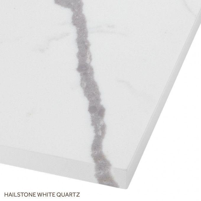 Hailstone White Quartz