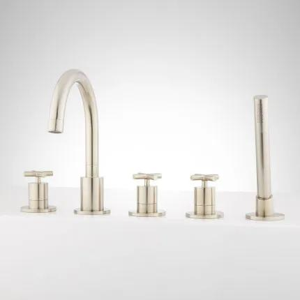 Roman Tub Faucets Garden Tub Faucets Signature Hardware
