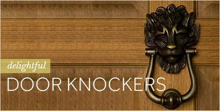Delightful Door Knockers