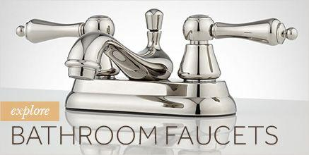 Discover Bathroom Faucets